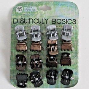 Distinctly Basic by Rachel Rose Mini Hair Clips 16